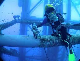 Diving NDT and Maintainence